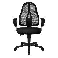 Topstar bureaustoel Open Point P met netbespanning | Via